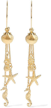Zimmermann Tropical Charm Gold-plated Earrings