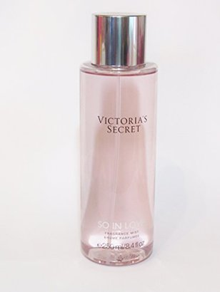 Victoria's Secret SO IN LOVE Fragrance Mist 8.4 oz Fl Oz-2016 Limited Edition $15.94 thestylecure.com