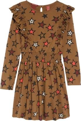 Scotch R'Belle Star Print Jersey Dress