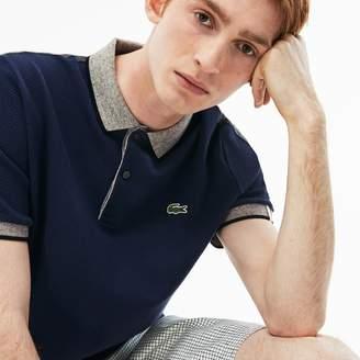 Lacoste Men's LIVE Slim Fit Cotton Knit Polo