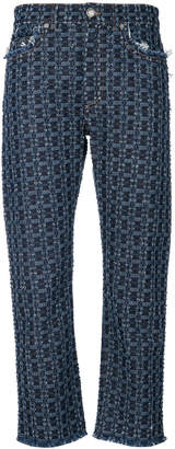 Sonia Rykiel denim boyfriend trousers