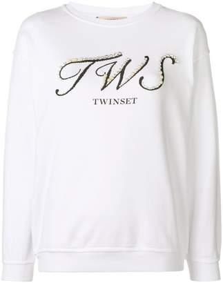 Twin-Set TWS スウェットシャツ