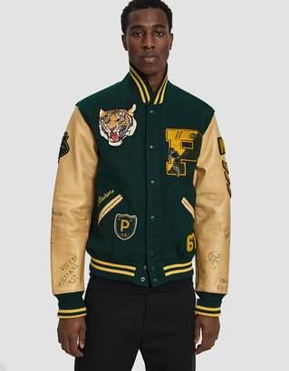 Polo Ralph Lauren Polo University Letterman Jacket