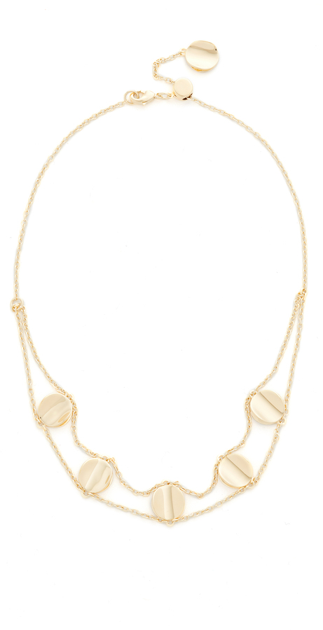 Elizabeth And James Elizabeth and James Montero Choker Necklace