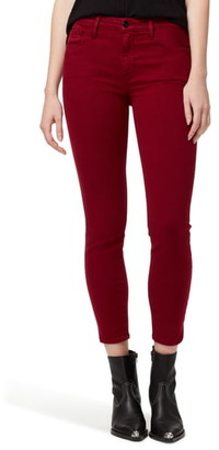 Sanctuary Social Standard Crop Skinny Jeans