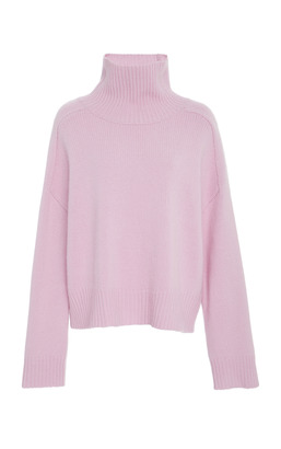 Wendelborn Oversized Funnel Neck Cashmere Sweater