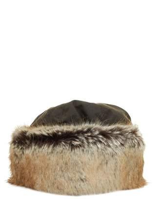Barbour Ambush Faux Fur Hat Colour  OLIVE 9b1aea0834d