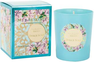 Amalfi by Rangoni Max Benjamin Scented Candle, Dolce Sole
