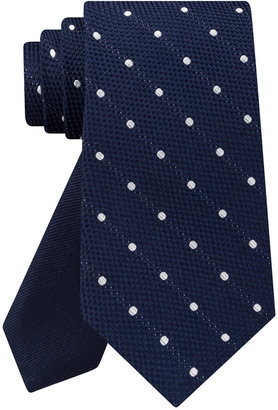 Tommy Hilfiger Men's Grenadine Dot Tie $65 thestylecure.com