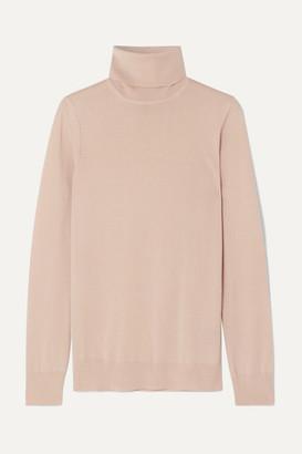 Loro Piana Puma Cashmere Turtleneck Sweater - Beige