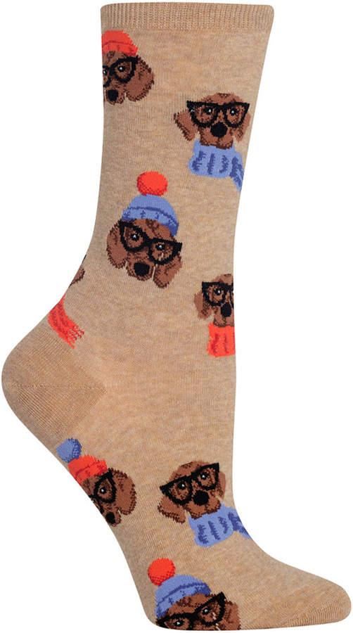 Hot Sox Dressed Dogs Socks