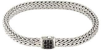 John Hardy Sapphire Classic Chain Bracelet