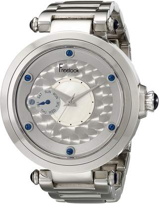 Freelook Women's HA1999M-1 10th Anniversary All stainless steel case/Bracelet Watch