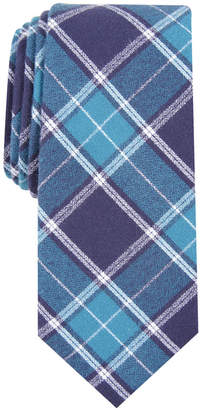 Bar III Men Hemlock Slim Plaid Tie