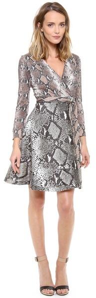 Diane von Furstenberg Amelia Wrap Dress