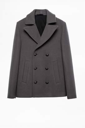 Zadig & Voltaire Maxime Wool Coat