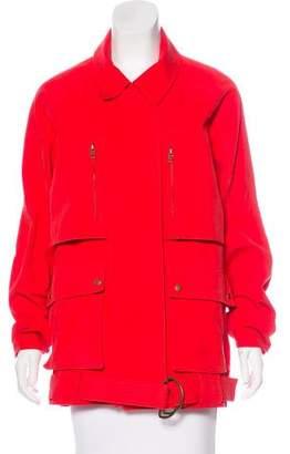 A.L.C. Belted Short Coat