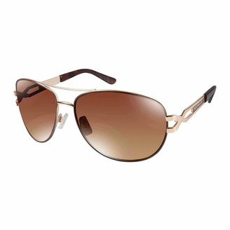 ROCAWEAR Rocawear Aviator Aviator UV Protection Sunglasses $28 thestylecure.com