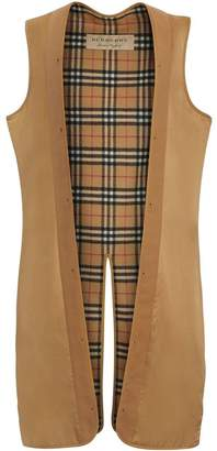 Burberry Long Westminster Fit Heritage Warmer