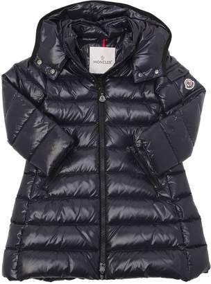 Moncler Moka Nylon Down Jacket