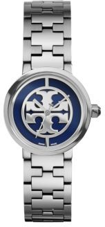Tory Burch Tory Burch Reva Stainless Steel Bracelet Watch