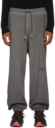 A-Cold-Wall* Grey Cotton Lounge Pants