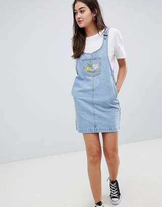 Glamorous denim shift dress