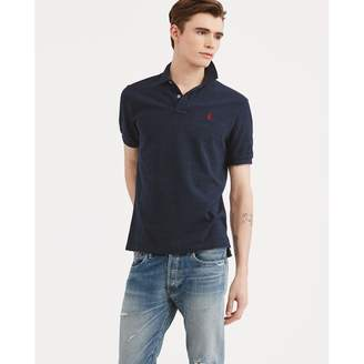Ralph Lauren Custom Slim Fit Mesh Polo