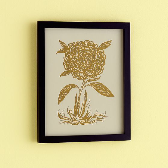 PATCH NYC Framed Wall Art, Rose