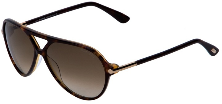 Tom Ford 'Leopold' Sunglasses