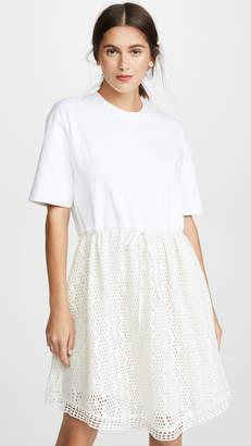 See by Chloe Drop Waist Dress
