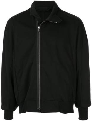 Julius zipped fleece jacket