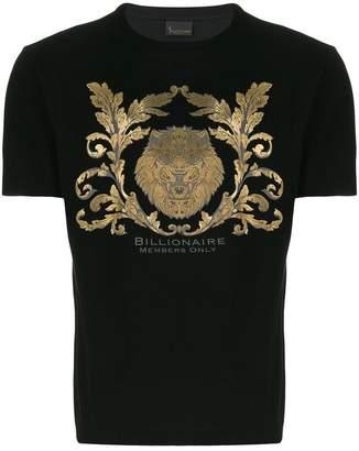 Billionaire Lion T-shirt
