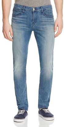 3x1 M3 New Tapered Fit Jeans in Sailor $245 thestylecure.com
