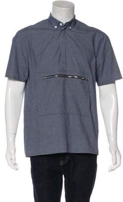 Kris Van Assche Popover Woven Shirt