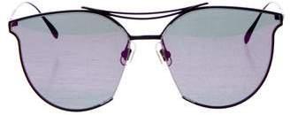 Gentle Monster Kong x Type 2 Titanium Sunglasses