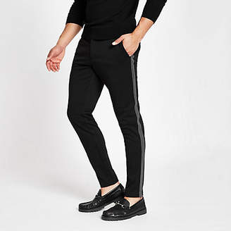 River Island Only and Sons black tape pants