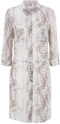 Heidi Klein Montserrat Mini Shirt Dress