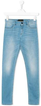 Finger In The Nose TEEN skinny jeans