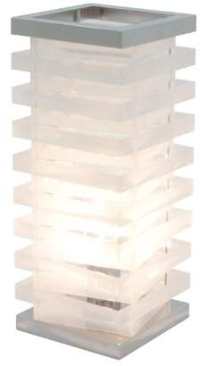 Camilla And Marc Naeve Leuchten Decorative Table Lamp touch/Length: 11.5 CM, width: 11.5 CM; Height: 29.5 CM White 3069523