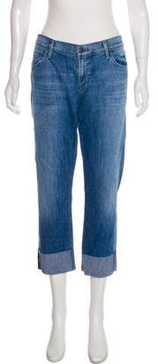 Citizens of Humanity Mid-Rise Capri Jeans