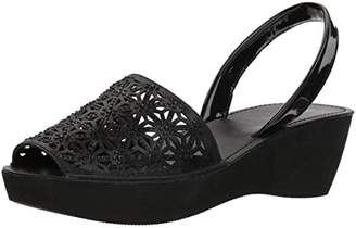 Kenneth Cole Reaction Women's Shine Far Platform Slingback Wedge Sandal