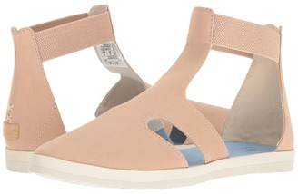 Reef - Sunfolk Women's Dress Sandals $57 thestylecure.com