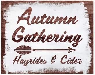 Pottery Barn Autumn Gathering