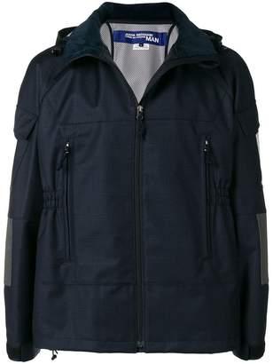Junya Watanabe zipped hooded jacket