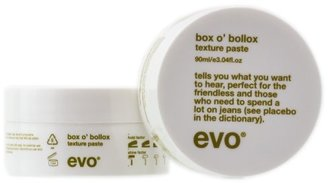 Evo Box O'bollox Texture Paste 90 gm / 3.1 oz $30 thestylecure.com