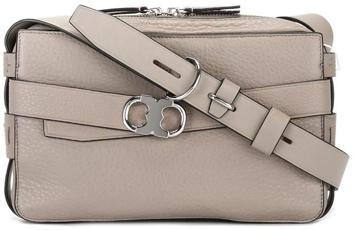 Tory Burch Tory Burch front buckle crossbody bag