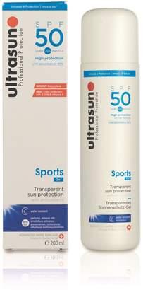 Ultrasun Ultra Sun Sports Gel SPF50