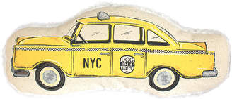 One Kings Lane Taxicab Dog Toy - Yellow