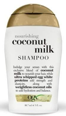 OGX Shampoo Coconut Milk 3 Ounce (12 Pieces) (88ml)